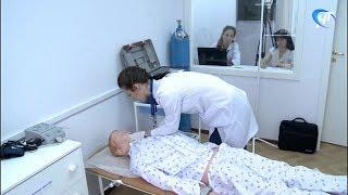 Выпускники лечебного факультета НовГУ прошли аккредитацию