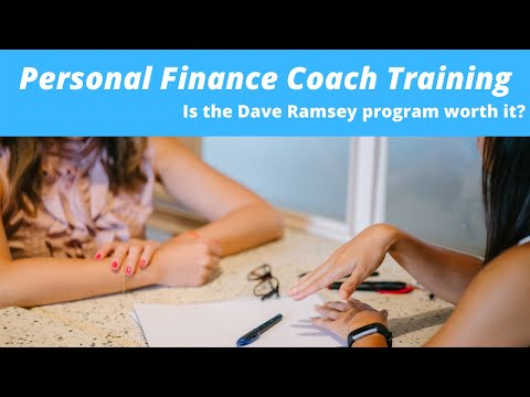Ramsey Solutions Financial Coach Master Training Review - YouTube