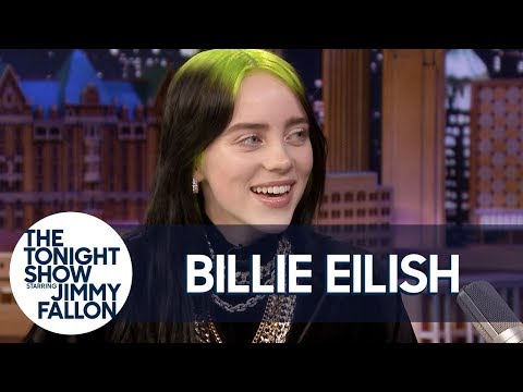 Billie Eilish on Her Throwback Jimmy Obsession, Ankle Sprains and Green World Tour