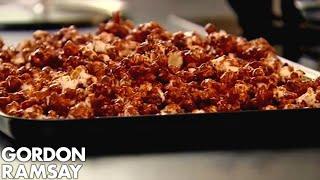 Gordon Ramsay's Salted Caramel Popcorn