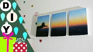 DIY 3-Panel Canvas, Awesome Stuff Week: Unwrapped!
