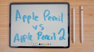 Original Apple Pencil vs. Apple Pencil 2