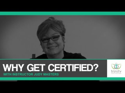 Why Get Certified in Natural Health? - YouTube