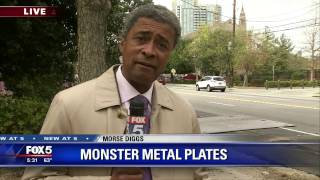 Monster metal plates a headache not just for drivers, but for residents