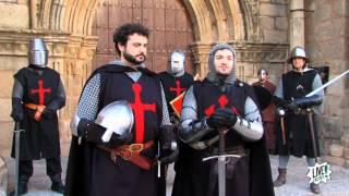 preview picture of video 'Asociación 'Fratres de Cáceres''