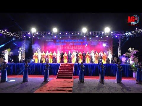 Khai mạc Hội chợ Thương mại Quốc tế Tịnh Biên - An Giang năm 2019