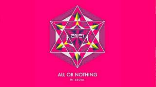 2NE1 - '살아봤으면 해 (If I Were You)' 2014 ALL OR NOTHING [LIVE AUDIO]
