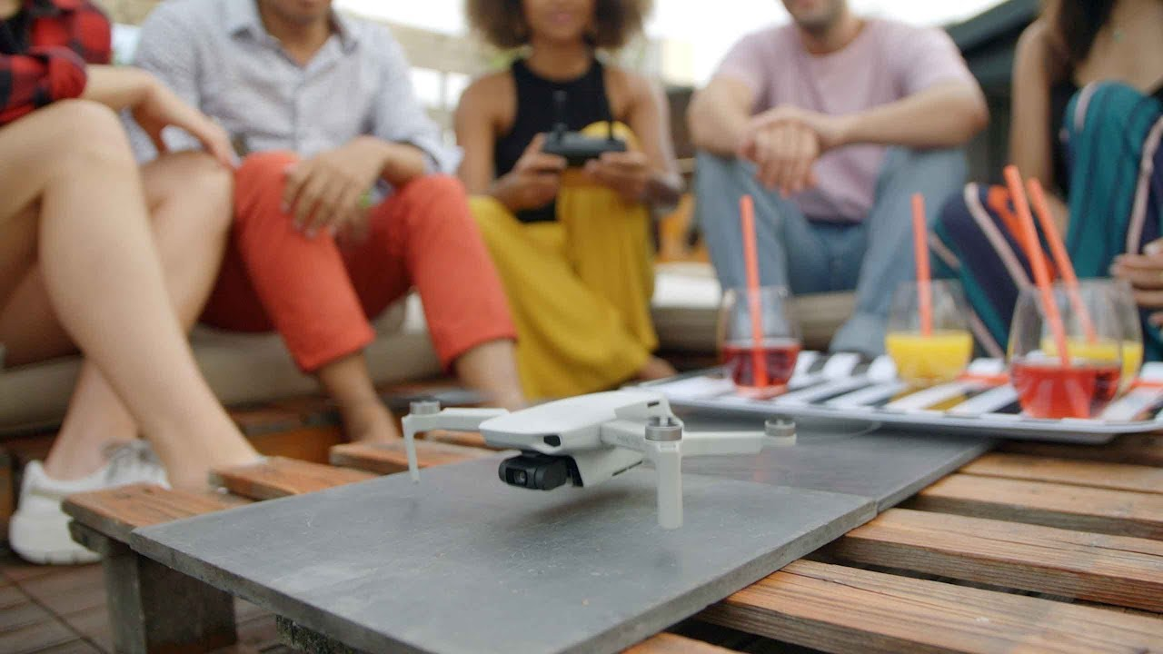 DJI Mavic Mini - The Everyday FlyCam