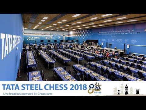 80th Tata Steel Chess Tournament, Round 13