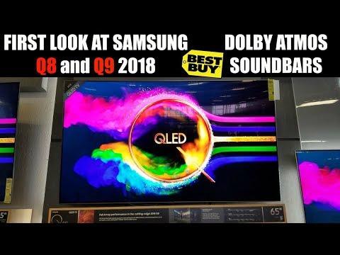 Samsung Q8FN (Q8/Q8F) 2018 TV Review - RTINGS com - смотреть