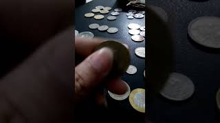 Singapore coin and other foreign currency ,coin collections