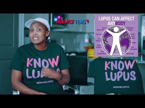 My Life with Lupus and Scleroderma Anne Lilian shares her Journey