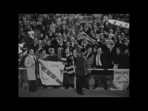 1966 Real Madri 0 x 2 Penarol - Mundial de clubes