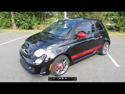 2012 Fiat 500 Abarth In-Depth Review