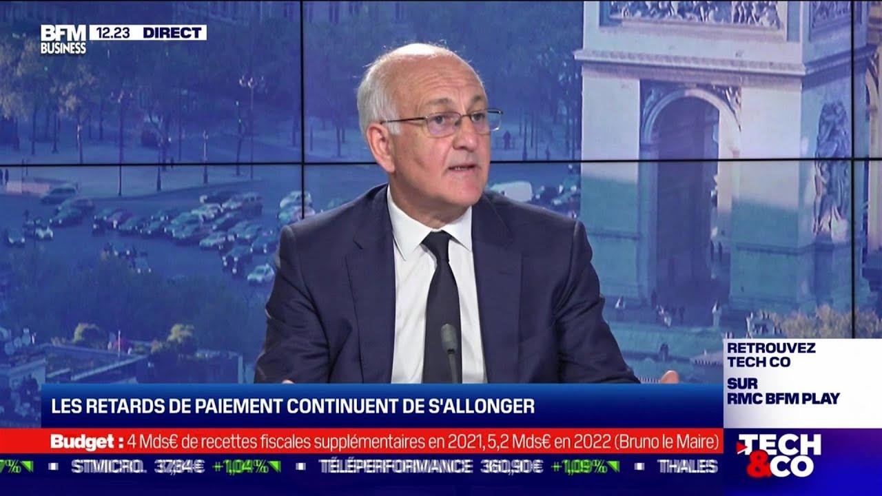 Denis Le Bossé (Cabinet ARC): Les retards de paiement continuent de s'allonger