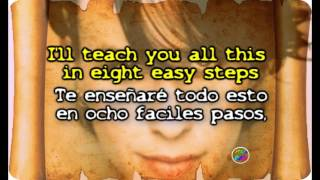 Alanis Morissette  - Eight  Easy Steps (subt ing/esp)