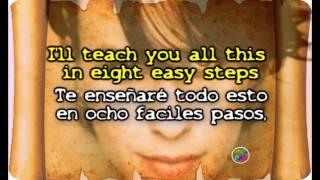 Alanis Morissette  - Eight  Easy Steps (subt ing/esp)