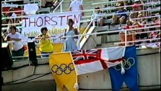 Olympic Games Barcelona 1992- Full Discus and Pole Vault