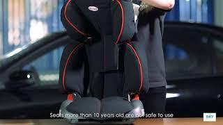 Car seat expiration & disposal information