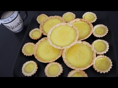 Video RESEP PIE SUSU