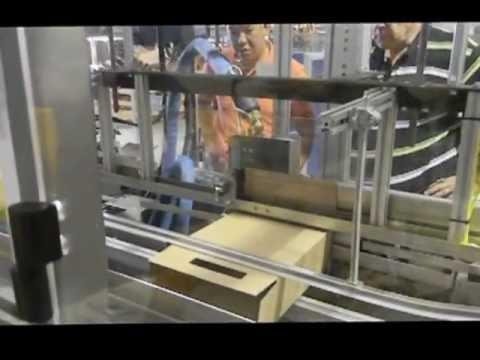 Sistema de sellado integral de solapas superpuestas a prueba de fuga.