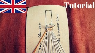 Bobbin Lace - How To Start A Work #Beginners