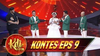 Kocak Banget! Polosnya Niken Mengomentari Master Igun Dan Para Host - Kontes KDI Eps 9 (16/8)