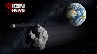 NASA Footage Shows Near Miss Asteroid Has a Moon - IGN News