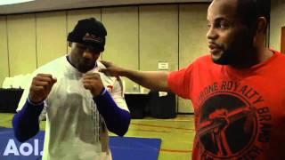 Fight Journal: Daniel Cormier and Luke Rockhold