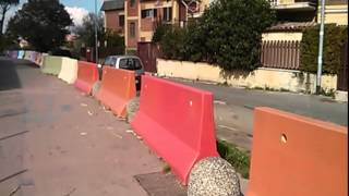 preview picture of video 'Retake Ciclabile Morena - Ciampino'