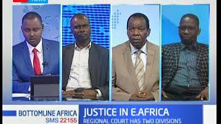 Bottomline Africa: Roles of the East African court of Justice