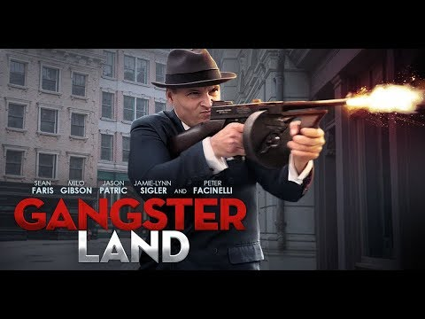 Gangster Land Gangster Land (TV Spot 2)