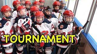 Kids Hockey Kitchener Oktoberfest Tournament Behind the Scenes