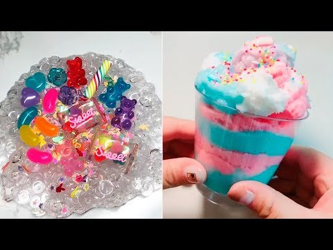 The Most Satisfying Slime ASMR Videos | New Oddly Satisfying Compilation 2018 #3