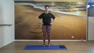 Pilates Mat Intermediate #6 With Mickie