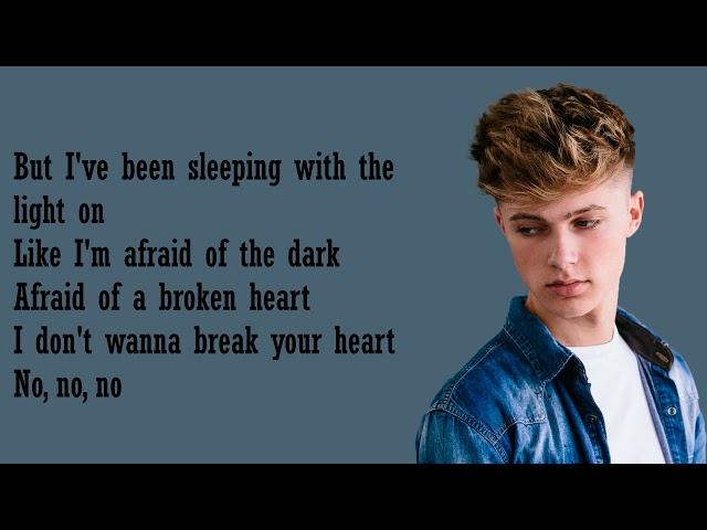 HRVY - Phobia [Lyrics]