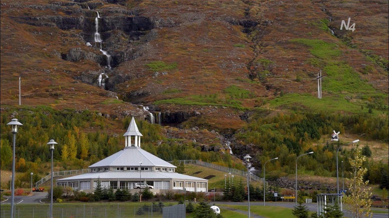 Aftur heim í Fjarðabyggð - 1. þátturThumbnail not found