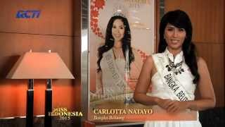 Anita Carlotta Natayo for Miss Indonesia 2015