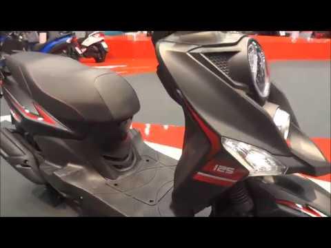 SYM DRG Scooter - New Model 2019 - смотреть онлайн на Hah Life
