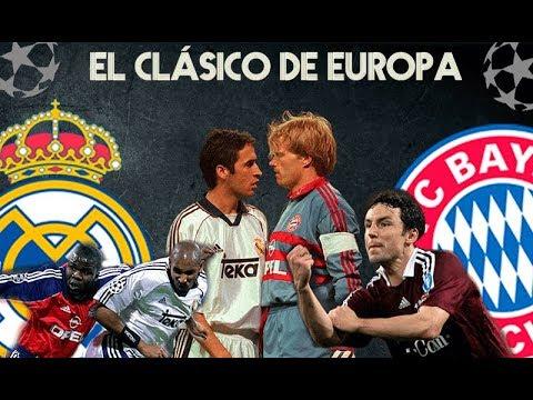 REAL MADRID vs BAYERN MUNICH | EL CLÁSICO DE EUROPA (2018)