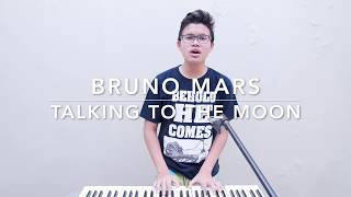 Bruno Mars - Talking To The Moon (Glenn Thomas cover)