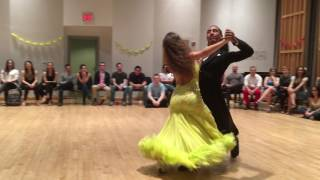 """Darin and Natalia 