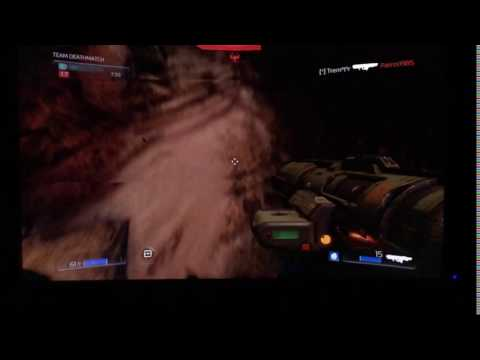 Vulkan screen flickering / graphic bug in Multiplayer :: DOOM