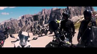 | Dolomiti 2017 | Tour in moto