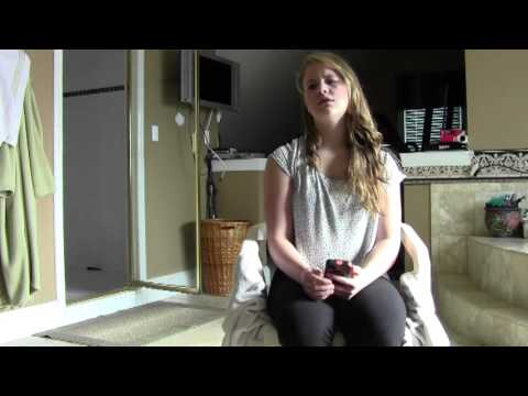13 yo Chloe Centers Somewhere only we know cover