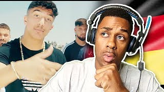 AMERICAN REACTS TO GERMAN RAP | MERO   OLABILIR (OFFICIAL VIDEO)