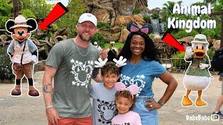 BREAKFAST WITH MICKEY! | Disney's Animal Kingdom