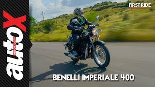 Benelli Imperiale 400 Review | First Ride