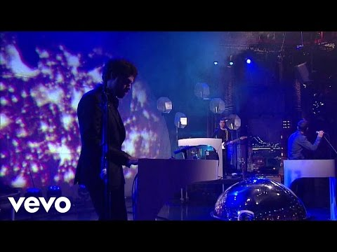 Perfect World Live on Letterman