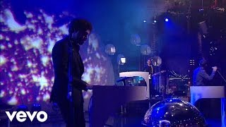 Broken Bells   Perfect World (Live On Letterman)